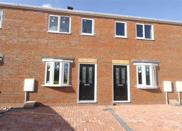 Thumbnail 2 bed end terrace house for sale in Plot 11, St Helens