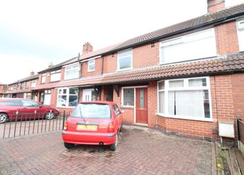 Thumbnail 3 bed terraced house for sale in Ross Avenue, Chadderton, Oldham