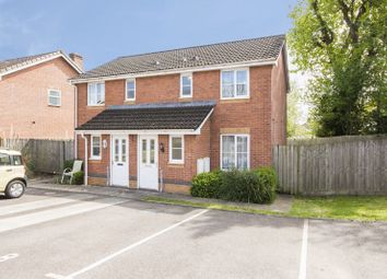 Thumbnail 3 bed semi-detached house for sale in Bishpool View, Newport