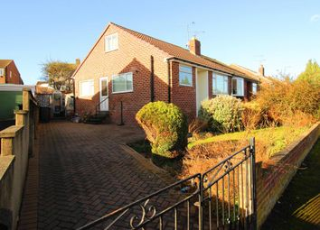 Thumbnail 2 bed semi-detached bungalow for sale in Castle Ings Drive, New Farnley, Leeds
