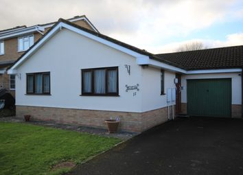 Thumbnail 2 bed detached bungalow for sale in Pool Close, Puriton, Bridgwater