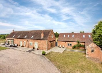 Thumbnail 6 bed barn conversion for sale in Melbourne, Derby, Derbyshire