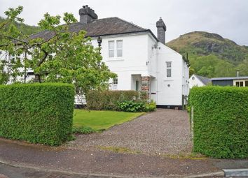 Thumbnail 4 bed semi-detached house for sale in Wades Road, Kinlochleven