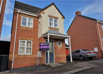 Thumbnail 3 bed detached house for sale in Guestwick Green, Hamilton