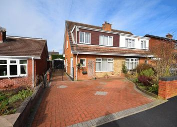 Thumbnail 3 bed semi-detached house for sale in Wallis Way, Baddeley Edge, Stoke-On-Trent