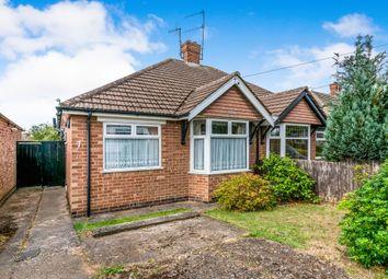 Thumbnail 3 bedroom semi-detached bungalow for sale in Templar Drive, Kingsthorpe, Northampton