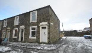 Thumbnail 2 bed end terrace house for sale in Spring Street, Rishton, Blackburn