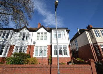 Thumbnail 4 bed semi-detached house for sale in Winchester Avenue, Penylan, Cardiff