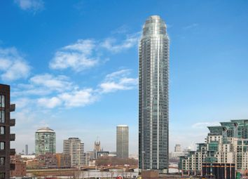 Thumbnail 1 bedroom flat to rent in Haydn Tower, Nine Elms Point, Vauxhall, London