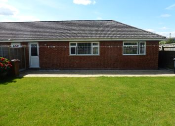 Thumbnail 3 bedroom bungalow to rent in Lambourne Road, Ipswich