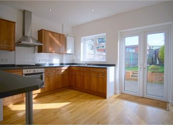 Thumbnail 2 bedroom semi-detached house to rent in Ruskin Road, Carshalton