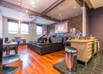 Thumbnail 4 bed flat for sale in Dalston Lane, London
