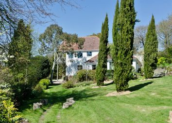 Thumbnail 4 bed detached house for sale in Rocombe, Lyme Regis