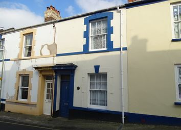 Thumbnail 2 bedroom terraced house for sale in Silver Street, Bideford