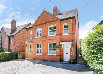 Thumbnail 2 bed semi-detached house for sale in Bedwins Lane, Cookham Dean, Maidenhead, Berkshire