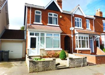 Thumbnail 5 bed terraced house to rent in Wood Lane, Harborne, Birmingham