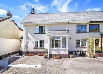 Thumbnail 4 bed semi-detached house for sale in Middlecott, Brandis Corner, Holsworthy