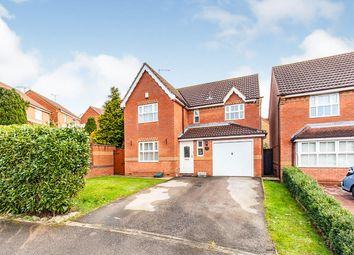 Thumbnail 4 bed detached house for sale in Sudbury Drive, Huthwaite, Sutton-In-Ashfield, Nottinghamshire
