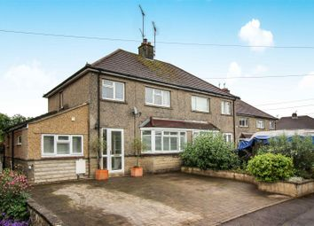 Thumbnail 4 bed semi-detached house for sale in Orchard Crescent, Chippenham