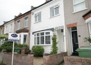 Thumbnail 2 bed cottage for sale in Belmont Road, Belmont, Sutton, Surrey