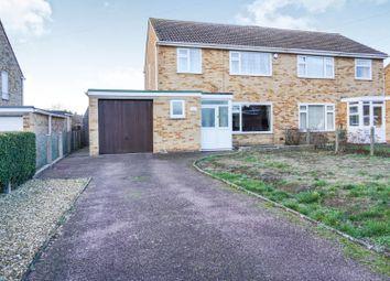 Thumbnail 3 bed semi-detached house for sale in Sandy Lane, Melton Mowbray