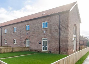 Thumbnail 3 bed barn conversion for sale in Foxglove House, Enholmes Farm, Patrington