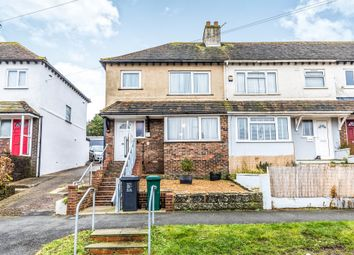 Thumbnail 3 bed semi-detached house for sale in Bevendean Crescent, Brighton