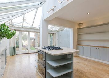 Thumbnail 4 bed semi-detached house to rent in Cleveland Road, London
