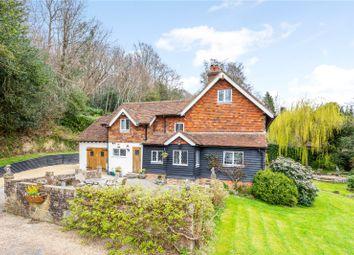 Groombridge Hill, Groombridge, Tunbridge Wells, Kent TN3. 4 bed detached house for sale
