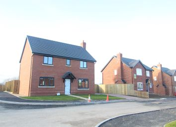Thumbnail 4 bedroom detached house for sale in Plot 4 Hopton Park, Nesscliffe, Shrewsbury