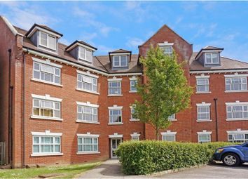 Thumbnail 2 bed flat for sale in Walter Mead Close, Ongar