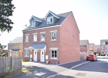 Thumbnail Town house for sale in Heol Y Creyr Bach, Gorseinon, Swansea