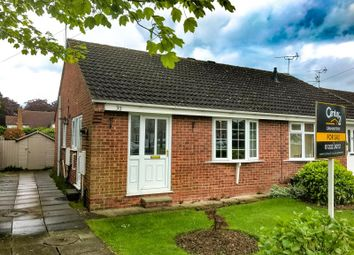 Thumbnail 2 bed bungalow for sale in Lockington Close, Chellaston, Derby