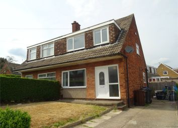 Thumbnail 3 bedroom semi-detached house to rent in Aynsley Grove, Allerton, Bradford, West Yorkshire