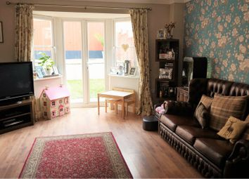 Thumbnail 3 bed end terrace house for sale in Wingfield Court, Grantham