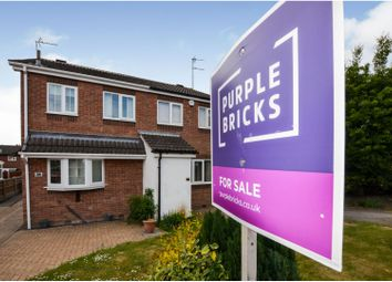 Thumbnail 2 bed semi-detached house for sale in Rosedale Way, Rotherham