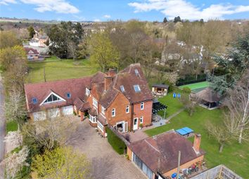 Thumbnail 6 bed detached house for sale in Great Glen, Leicester, Leicestershire