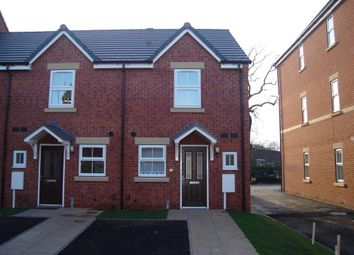 Thumbnail 2 bed end terrace house to rent in Snitterfield Drive, Shirley, Solihull