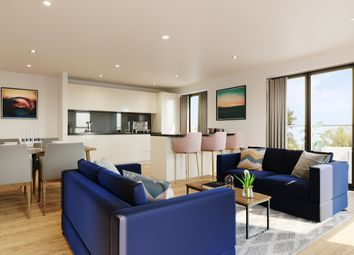 Thumbnail 2 bedroom flat for sale in Fairbourne Road, London