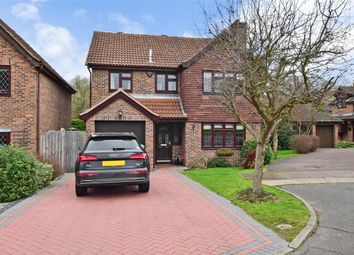 Thumbnail 4 bed detached house for sale in Boleyn Close, Billericay, Essex