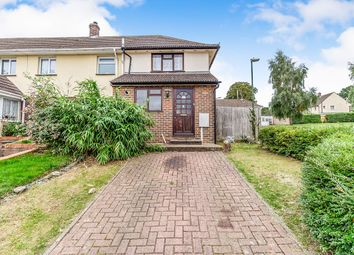 Thumbnail End terrace house for sale in Mckenzie Road, Chatham, Kent