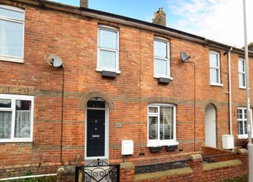 3 bed terraced house for sale in Monmouth Road, Dorchester DT1