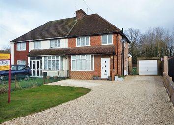 Thumbnail 3 bed semi-detached house for sale in Stratford Road, Ash Vale, Aldershot, Hampshire