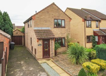 Thumbnail 3 bed detached house for sale in Bill Rickaby Drive, Newmarket