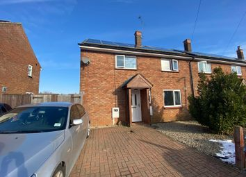 Thumbnail 3 bed semi-detached house for sale in Suffolk Road, Scampton, Lincoln