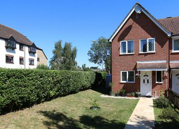 Thumbnail 3 bed end terrace house for sale in Hunters Ridge, Highwoods, Colchester, Essex