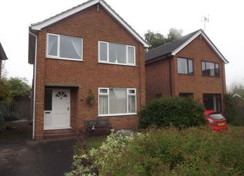 Thumbnail 3 bed detached house for sale in Yew Tree Avenue, Ockbrook, Derby