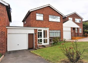 Thumbnail 3 bed link-detached house for sale in Wiverton Road, Bingham