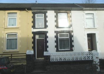 Thumbnail 3 bedroom terraced house to rent in Trealaw Road, Trealaw, Rhondda Cynon Taff.