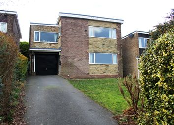 Thumbnail 4 bed detached house for sale in Limes Close, Staincross, Barnsley